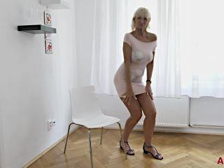 Allover30 presents Roxana 59 years old Mature Pleasure –