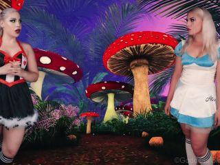 Goddess Blonde Kitty – Enslaved To Wonderland