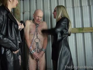 Food Crush – The English Mansion – Owned Cunt – Part 1-3 – Mistress Evilyne and Mistress Sidonia