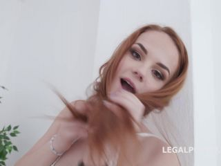 LegalPorno presents Balls Deep, Red Linx meets Dylan Brown for Anal Session with Gapes, Creampie and Swallow GIO1202 —