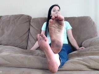 Online tube Natalies Socks - filthy feet JOI