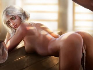 =========== 1707 Ciri The Witcher compilation part 3 ======= ...