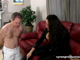 Female Domination – Syren Productions – Scissored By Jewell Marceau