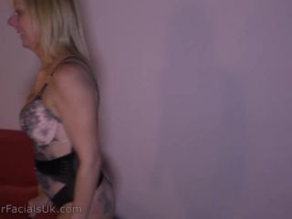AmateurFacialsUK presents Jade8