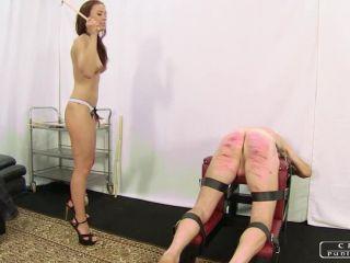 Cruel Punishments - Lady Anette - Punishment Instead Of Housework - women spanking men on femdom porn