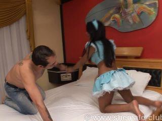 Alessandra Ribeiro is a Sexy Maid /SD