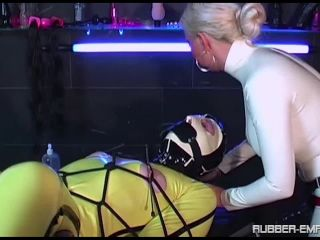 Amattor – Rubber-Empire – Rubber Goddess – A Classic (Part 2 of 3)