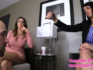 Miles Striker – Brat Princess 2 – Mia and Vienna – Boyfriend Trainer Councils a Young Couple (Part 2)