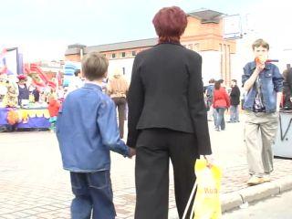 Bare Feet In The City Video - Jenya And Marina 2006-06-29