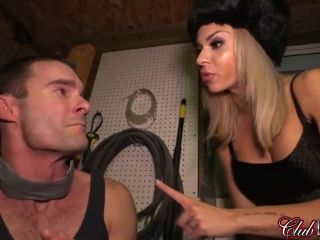 ClubDom presents Dava Foxx & Kylie Rogue in Russian Revenge Part 2
