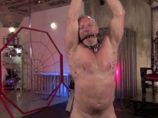 Whipping – DomNation – RACKED WITH PAIN – Madam Quinn Helix