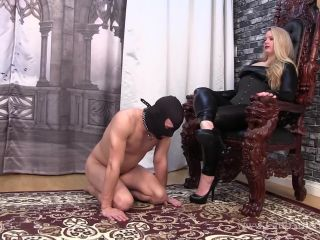 Feet – Club Stiletto FemDom – Dirty Deeds For Dirty Slaves – Domina Ruby and P…