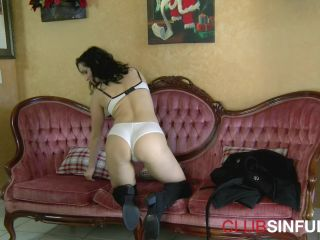 Bratty Ashley Sinclair and Friends – Thigh High Boots And JOI