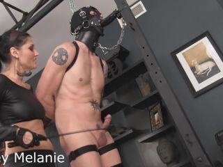 [Obey Melanie / Barefoot Princess Video / Clips4Sale] Obey Melanie - Cuckold Cum Explosion