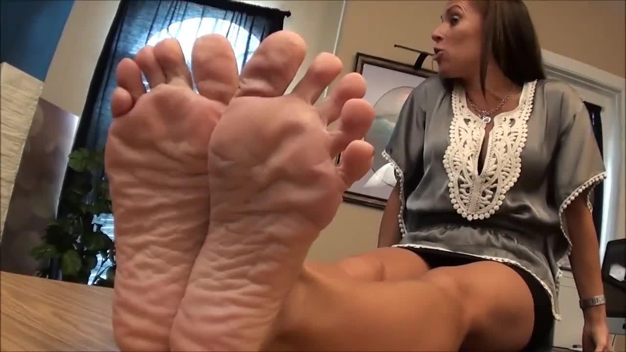Lesbian Tickle Foot Worship