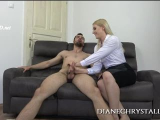 Online Tube Sexual Therapist Edging you - handjob and footjob