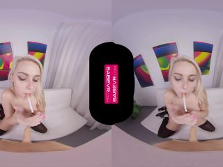 virtual reality - BabeVr presents Chloe Toy in Sk8er Toy – 25.11.2018