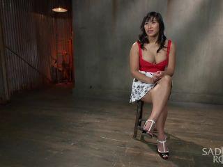 Asian Bondage Slut gets Destroyed!, Scene 1