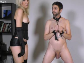 Soldier Left In Ruins After Ballbusting Interrogation – Worship The Wolfe