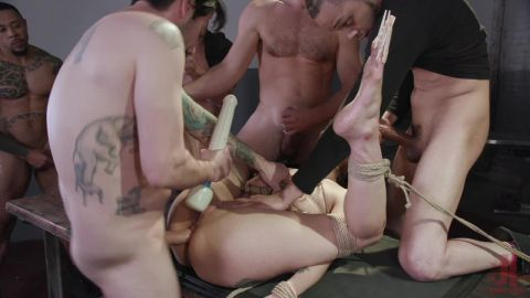 Vanessa Vega - Filthy Whore Vanessa Vega Fucked, Stuffed and Shaken To The Core! (720p)