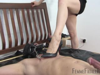 """Porn online FEMME FATALE FILMS: May 1, 2019 With: Chris """"Schock"""" Cock, Lady Mephista/Pain to Cum"""