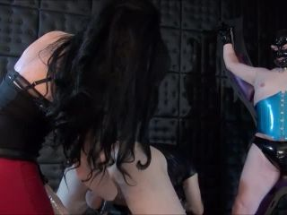 MISTRESS LUCIANA - Watched and Fucked