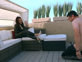 Submissive Training – THE MEAN GIRLS – Real-Life Vegas Loser Interview – Princess Carmela
