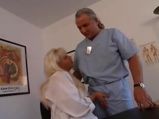 Frau Dr. Mose on cumshot slave bdsm hd