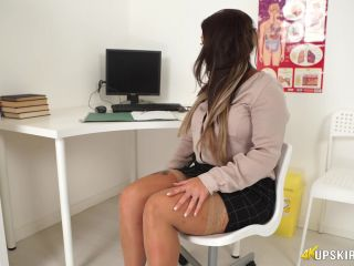 Porn online UpSkirt Jerk - Doctors orders femdom