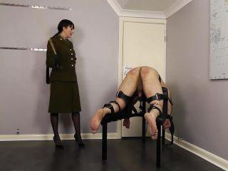 Miss Jessica's Punishments UK — Looting punishment