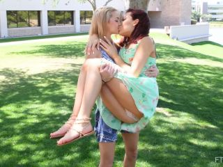 FTVGirls presents Sabina & Paisley – Exploring & Deep – Paisleys First Girlfriend 11 – 27.06.2018