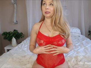 femdom - Madison Stone – Valentines Day Foot Slavery Seduction