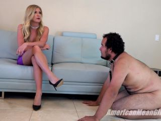 AmericanMeanGirls – Supremacy Down to Her Feet – Princess Ashley