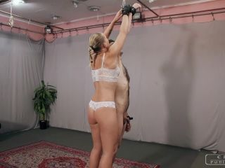 Flogging – CRUEL PUNISHMENTS – SEVERE FEMDOM – Triple cruel punishment part2 – Mistress Anette