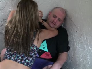 Foot Domination – Reality Girls Scissors – The Very Violent Scarlet Vice