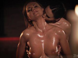Lez Cuties - Tina Kay & Lilu Moon - lilu moon - big tits big tits pov blowjob