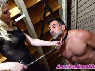 American Mean Girls – Princess Amber – Foot Freak Under The Stairs