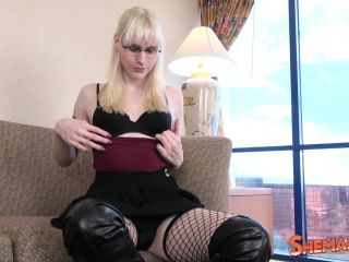 Online shemale video Hung And Naughty Ms. Lawson