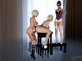 Stella Ona and Gwen 3DXNIXAH