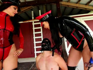 japanese slave bdsm ClubDom – The Training of Slave 47 (Full Movie) – Michelle Lacy, Lydia Supremacy – Hot Femdom – Cage, Pegging, degradation on big ass