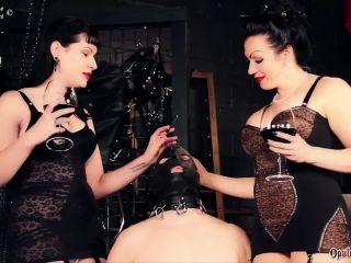 Opulent Fetish – Goddess Cheyenne,  Mistress Natalya – Smoldering Mistresses