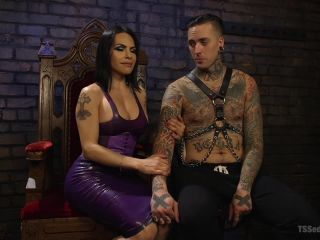 TS Foxxy's Dungeon Pain Slave - Kink  December 20, 2016