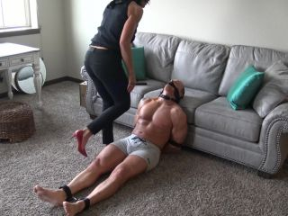 Goddess Zephy — Fucked over and then FUCKED