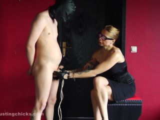 Harassing and punishing her servant