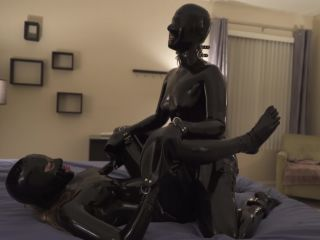 Rubber Sex Toy Red Part 2 - Samantha Grace Red August