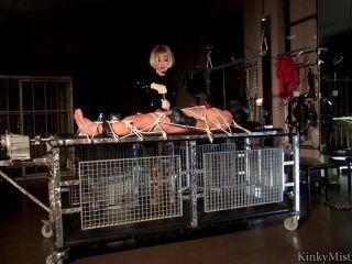 KinkyMistresses  Lady Mephista  The Bondage Slave  Part 7  Starring Lady Mephista