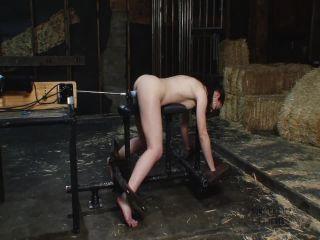 Fucking Sex Machine, Pleasurable, Binding, Dildos, Strapon