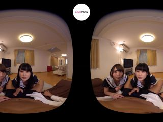 Have Fun with Two Japanese Girls Oculus Rift