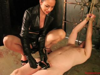 femdomcommand  trampled and punished  jumping