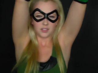 Superheroine Ransom Defeated Heroines